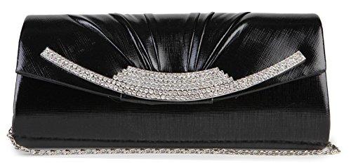 Scarleton Fashion Evening Flap Clutch H3289