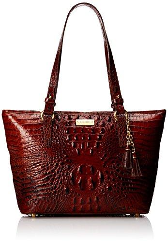 Brahmin Medium Asher Shoulder Bag, Pecan, One Size