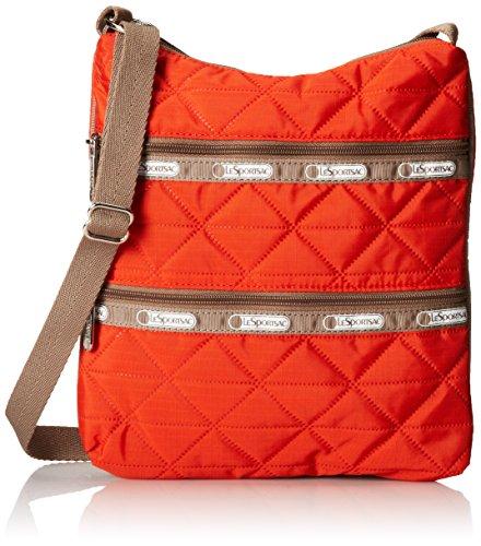 LeSportsac Kylie Cross-body Cross Body Bag, Solar Debossing, One Size