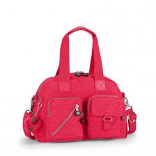 Kipling Defea Strawberry Ice Handbag Shoulder Bag