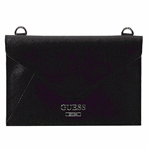 GUESS Women's Doheny Color-Blocked Envelope Cross-Body