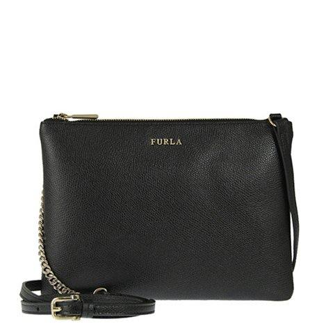 Furla Royal Small Crossbody Bag (Onyx)