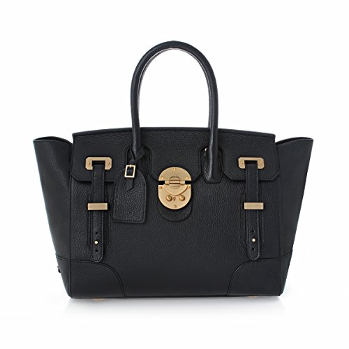 LizmNew York Women's The NYC Real Leather Bag