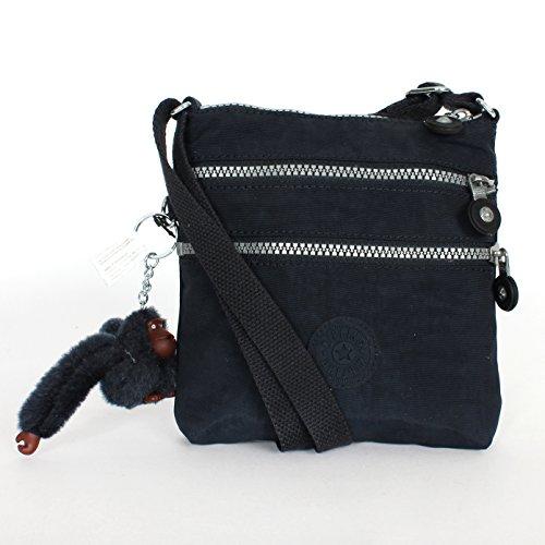 Kipling Alvar X-small Cross Body Mini Bag in True Blue