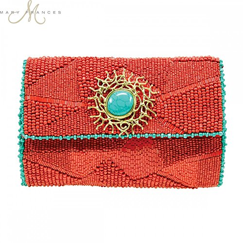 Mary Frances Crimson Tide Handbag
