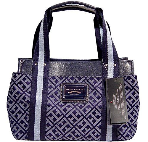 Tommy Hilfiger Small Handbag Iconic Navy