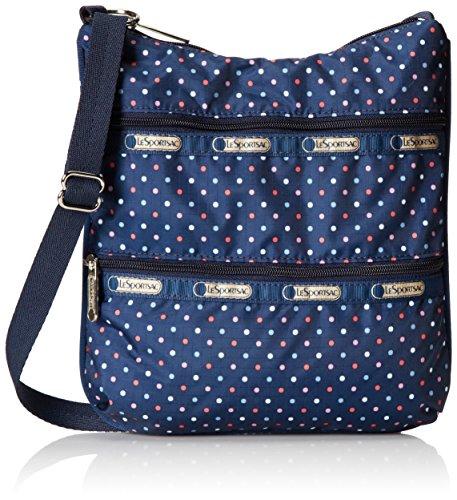 LeSportsac Kylie Cross-body Cross Body Bag, Nauticool, One Size