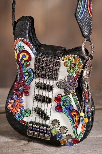 Good Vibes Mary Frances Handbag