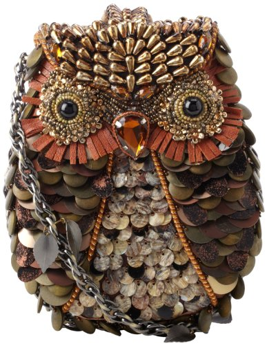 Mary Frances Accessories What A Hoot Shoulder Bag