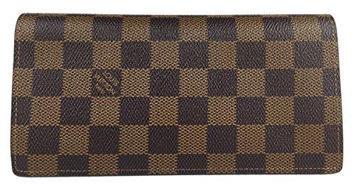 Louis Vuitton Brazza Damier Ebene N60017 Wallet