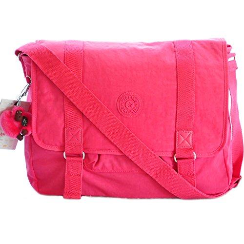 Kipling Aleron Crossbody/Messenger Bag, Large, Hydrangea Pink