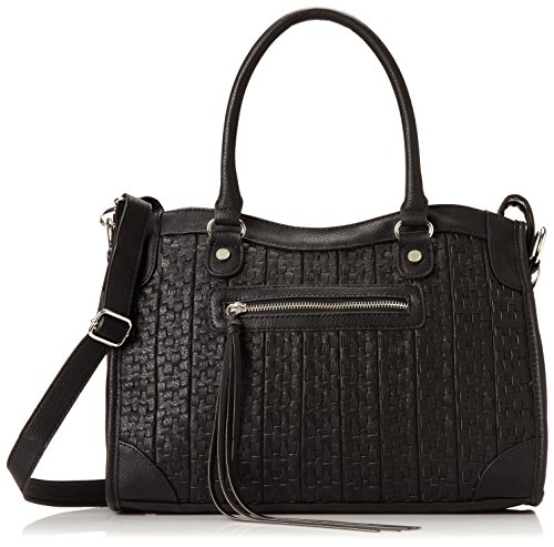 Steve Madden BWHISKY Satchel Bag, Black