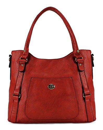 Scarleton Fashion Strap Tote Bag H1694