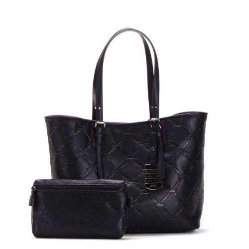 Longchamp LM Cuir Tote Bag – Violine
