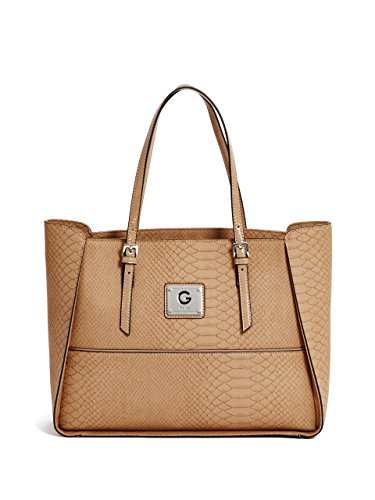 G by GUESS Women's Amaury Croc-Embossed Tote