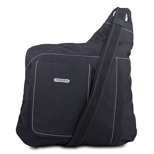 Travelon Anti-Theft Cross Body Bag (Black)