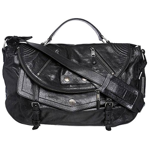 Alexander McQueen Satchel in Polished Leather – Limited Edition