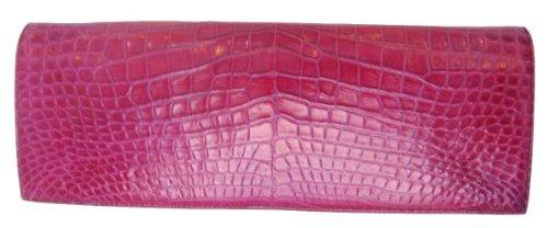 Otilia Rsb – Genuine Alligator Clutch Handbag