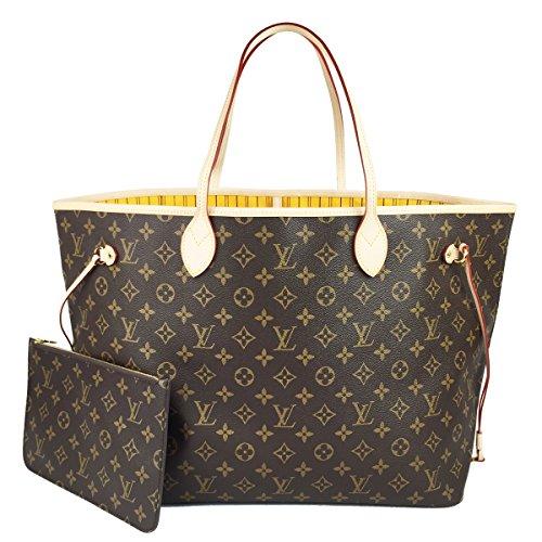 Louis Vuitton Neverfull GM Monogram Mimosa M40992 Handbag