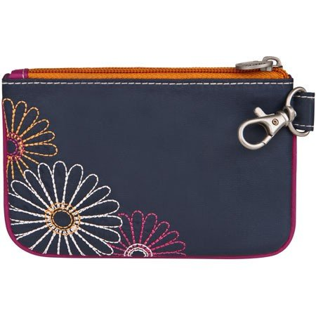 Travelon Safe Zip Id Pouch Daisy Chain