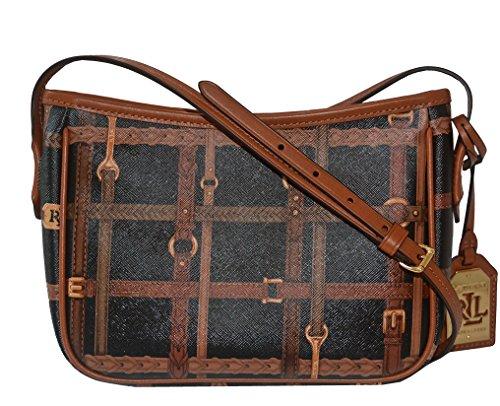 Lauren Ralph Lauren Gallaway Crossbody Handbag CXB-S Black