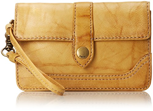 FRYE Campus Phone Wristlet Handbag