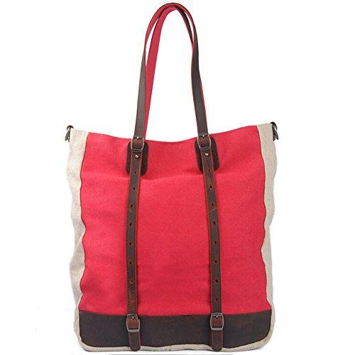 Bronze Times(TM) Large Style Canvas Tote/Shoulder Bag