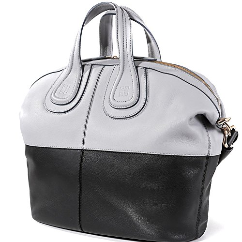 Givenchy Women's Nightingale Two-Tone Leather Bag
