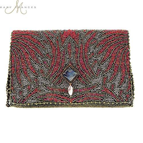 Mary Frances Art Nouveau Clutch Handbag