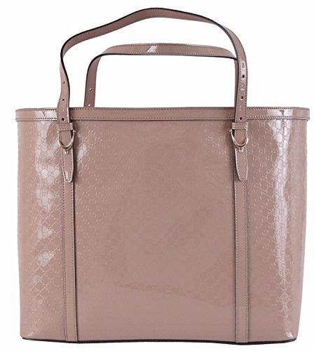 Gucci Women's Micro GG Guccissima Nude Pink Handbag