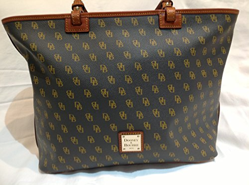 Dooney & Bourke Leisure Shopper Charcoal