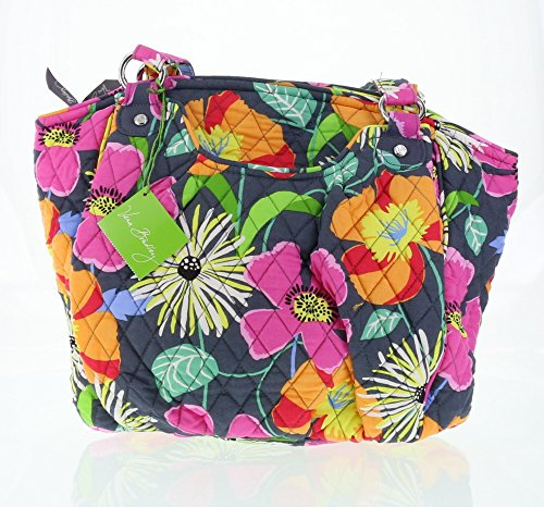 Vera Bradley Glenna Shoulder Handbag – Jazzy Blooms