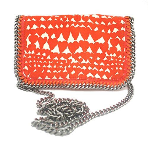 Stella Macartney Women's Falabella Crossbody Handbag (Lipstick)