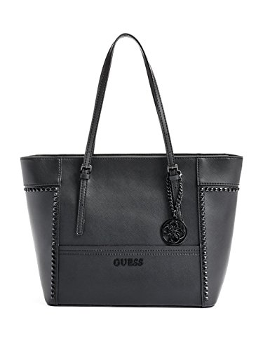 GUESS Women's Delaney Small Studded Classic Tote