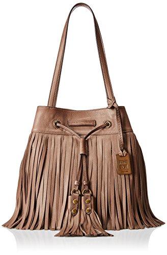 Frye Heidi Fringed Shoulder Bag