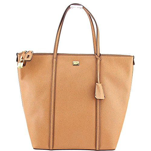 Dolce & Gabbana D&G Top Handle Tote Womens Leather Tote