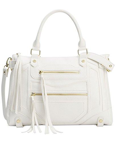 Steve Madden Btalia Satchel Bag White