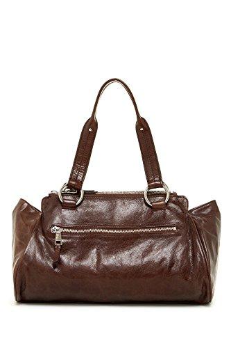 HOBO Sophie Leather Shoulder Handbag,Mocha,One Size