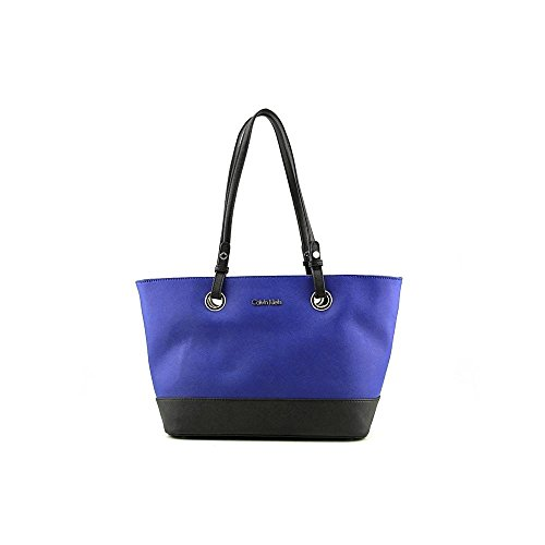 Calvin Klein Key Item Saffiano Womens Leather Tote