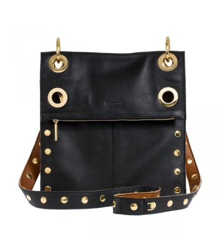 Hammitt Montana Cross-Body Bag BLK/COG