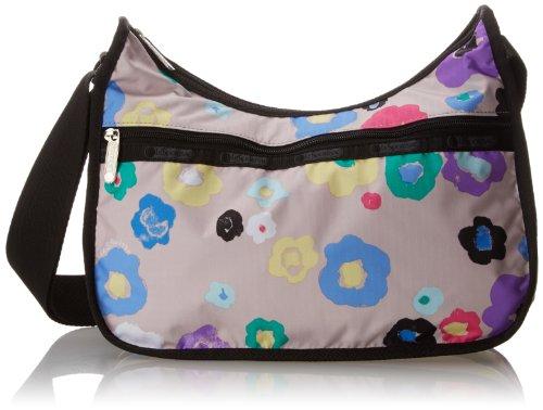 LeSportsac Classic Hobo Handbag,Tuileries,One Size