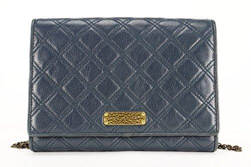 Marc Jacobs Baroque Atlantic Leather Crossbody Clutch (Mod: C0001050A-81640)