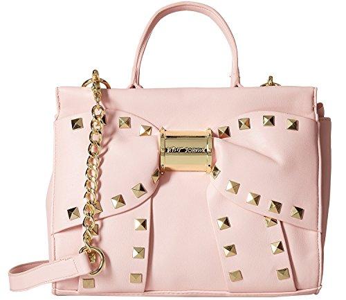 Betsey Johnson Viva La Bow Medium Satchel Bag