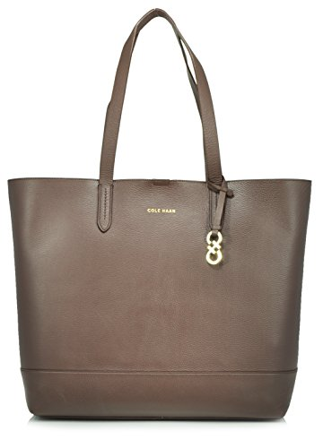 Cole Haan Palermo Tote Shoulder Bag, Chestnut, One Size