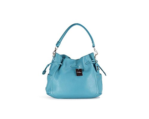 Cole Haan Denney Leather Drawstring Satchel
