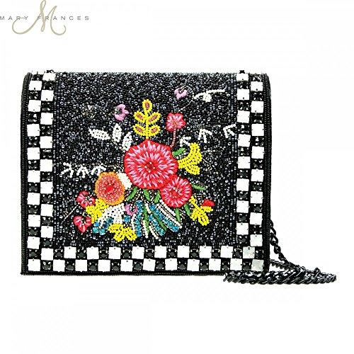Mary Frances Checkmate Handbag
