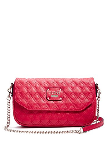 GUESS Women's Izabella Quilted Cross-Body
