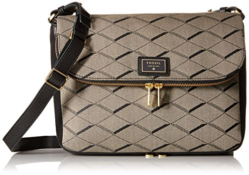 Fossil Preston Flap Cross-Body Bag