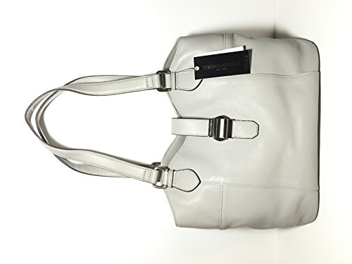Tignanello sleek statement shopper light grey