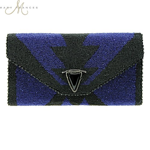 Mary Frances Paramount Clutch
